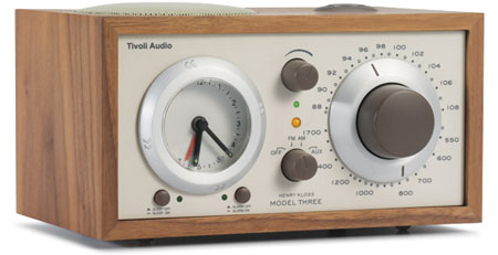 Tivoli Audio Model Three M3BLK/M3CLA/M3SLC/M3WHT