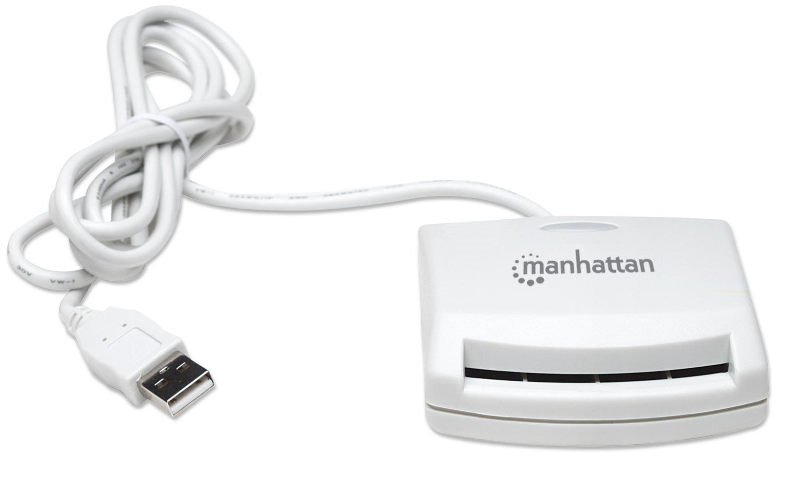 Smart card reader USB external