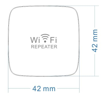TECHly I-WL-REPEATER7